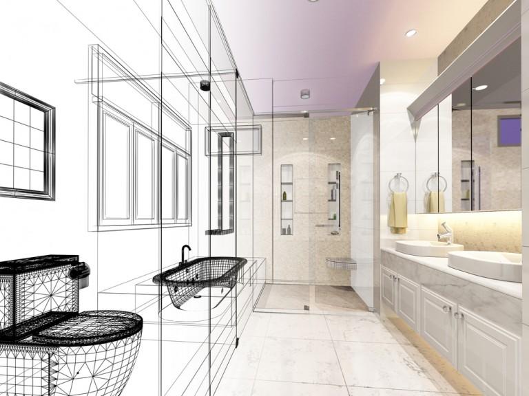 Bathroom Remodel Plano Allen McKinney The Flooring Shop - Bathroom remodeling plano